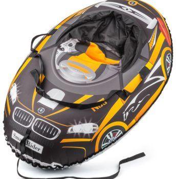Small Rider Snow Car Black-Orange_result